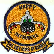 HAPPY Intruder Patch