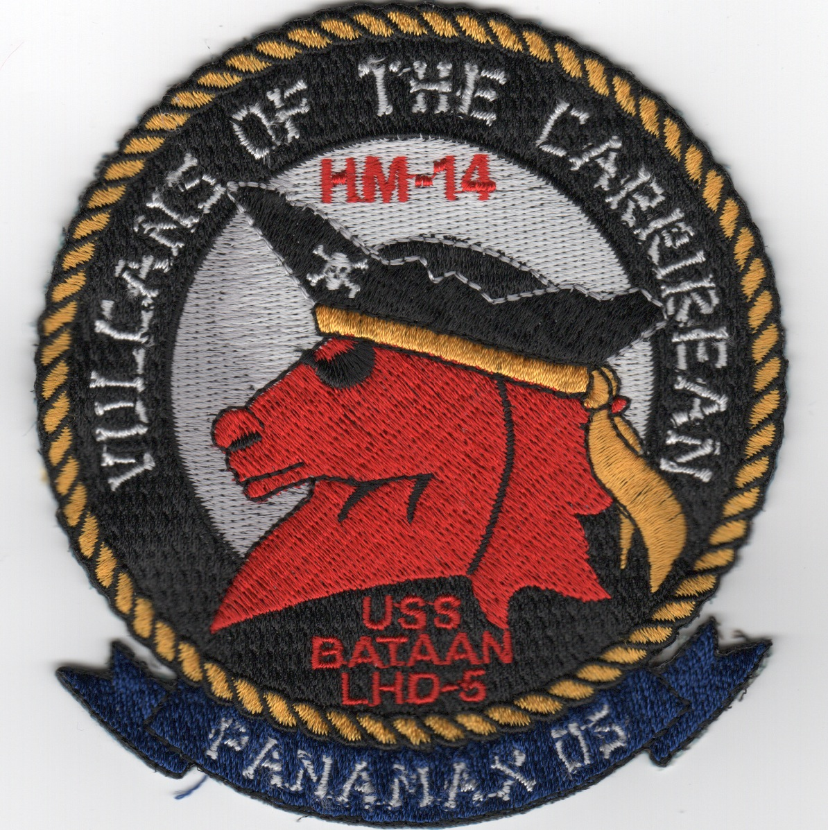 HM-14 2005 'Villains of the Carribean' Patch