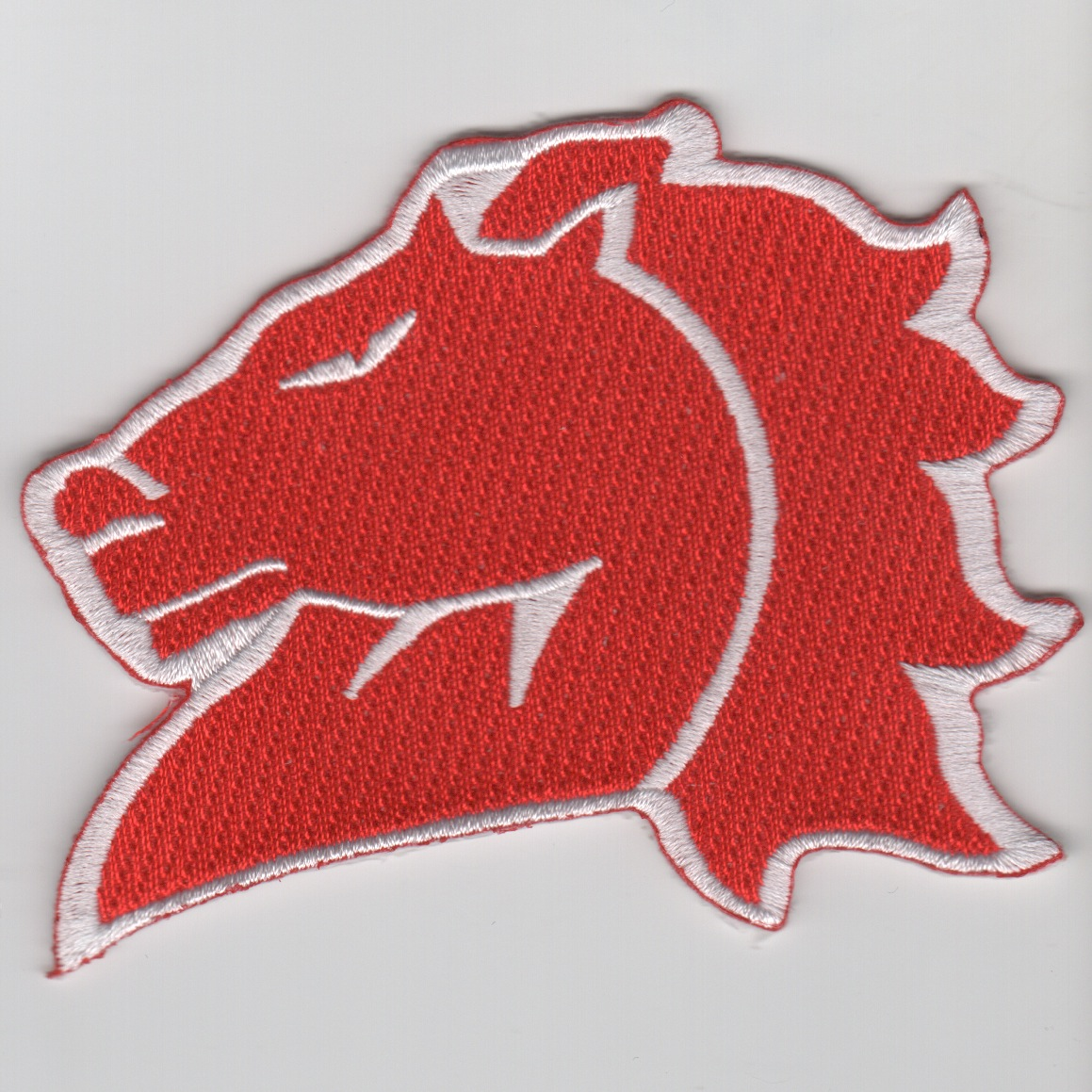 HM-14 Horsehead Patch (Red)