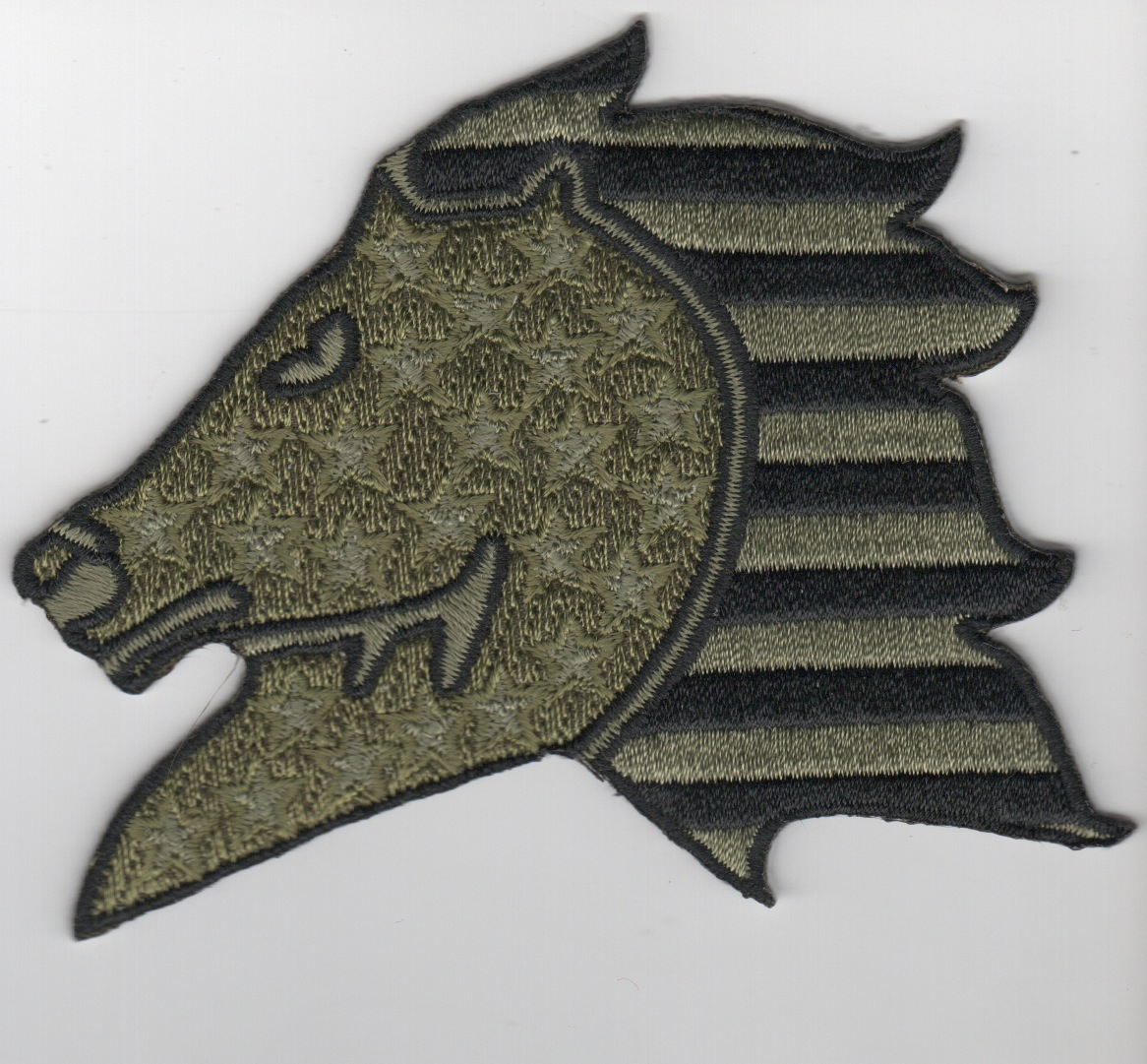 HM-14 Horsehead Patch (Subdued Flag)