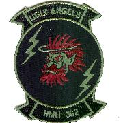 HMH-362 Squadron Patch (Subdued)
