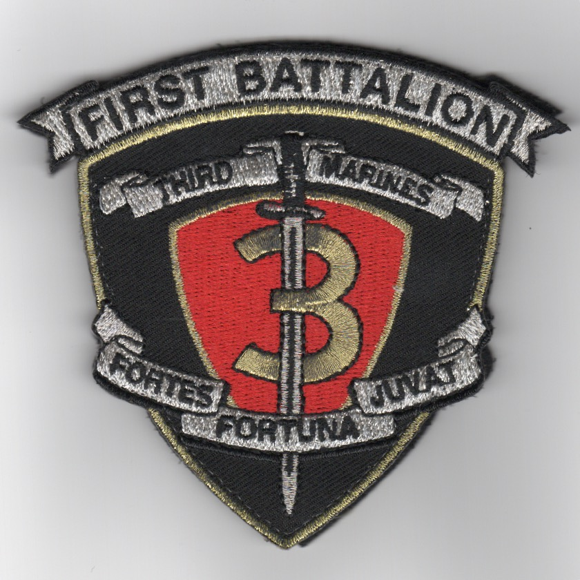 HMH-463/3rd MAR Crest Patch