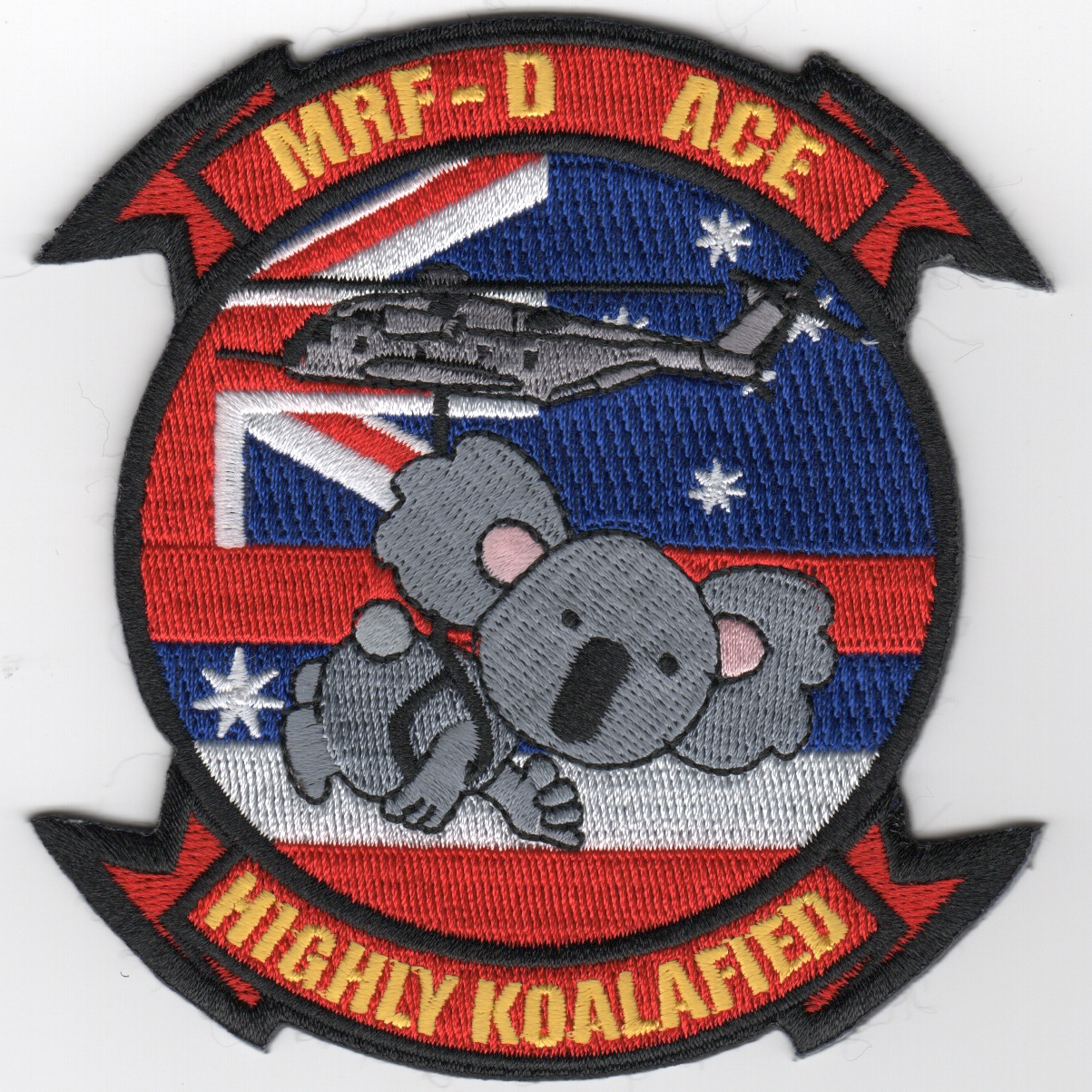 HMH-463 'Koala-fied' Patch