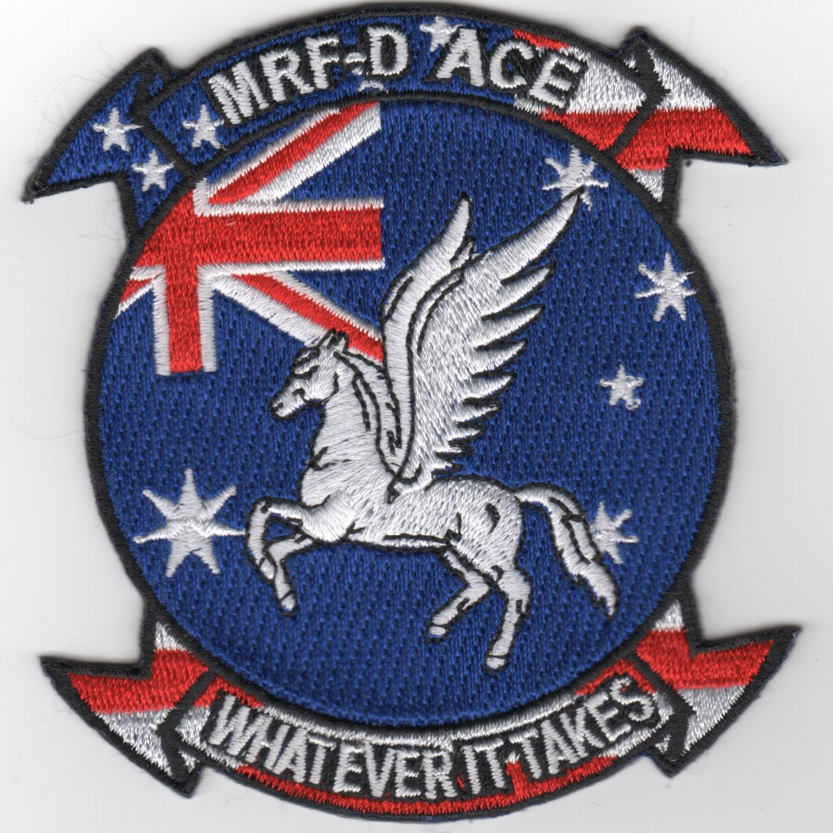 HMH-463 'MRF-D ACE' Patch