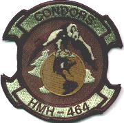 HMH-464 Squadron Patch (Subdued)