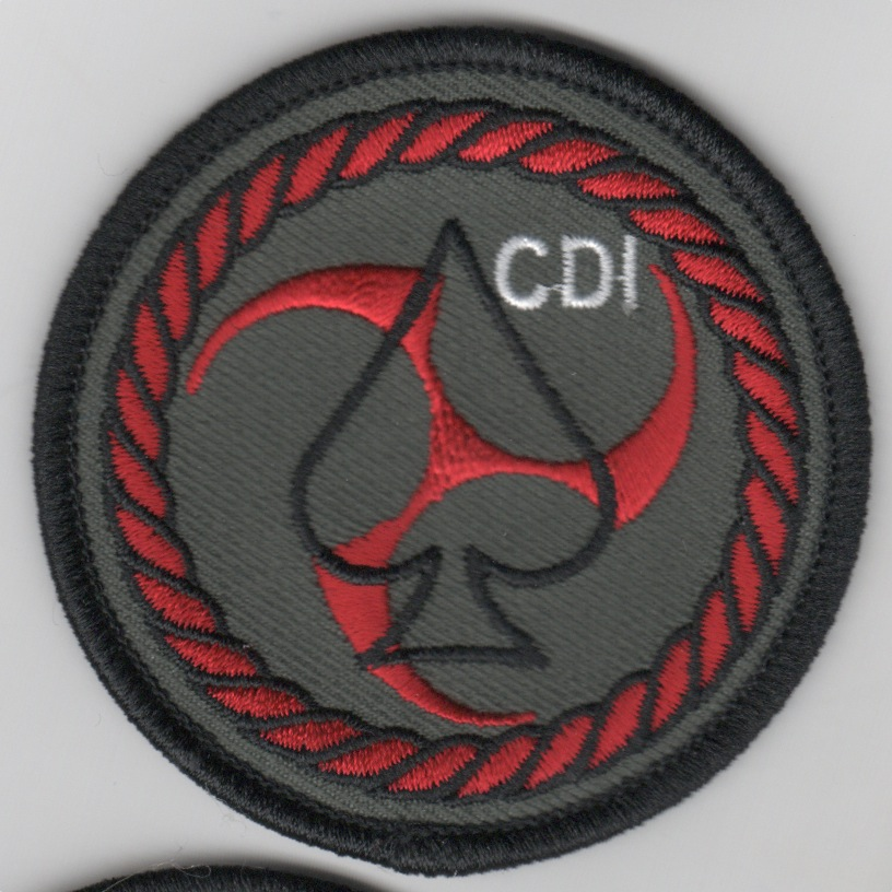 HMLA-267 'UDP 17.1 Bullet' Patch (CDI/Subd Green)