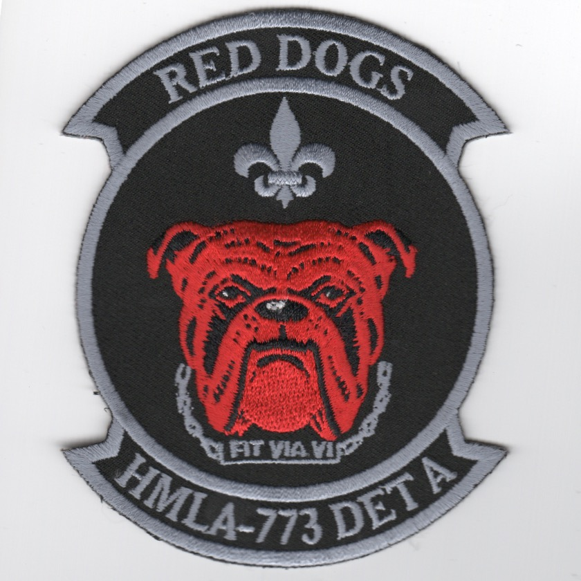 HMLA-773 Det A 'Red Dogs'