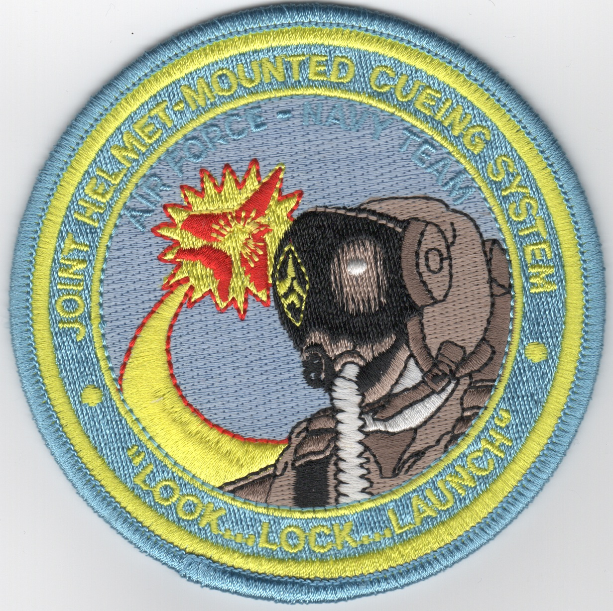 Joint HMS Cueing System Patch