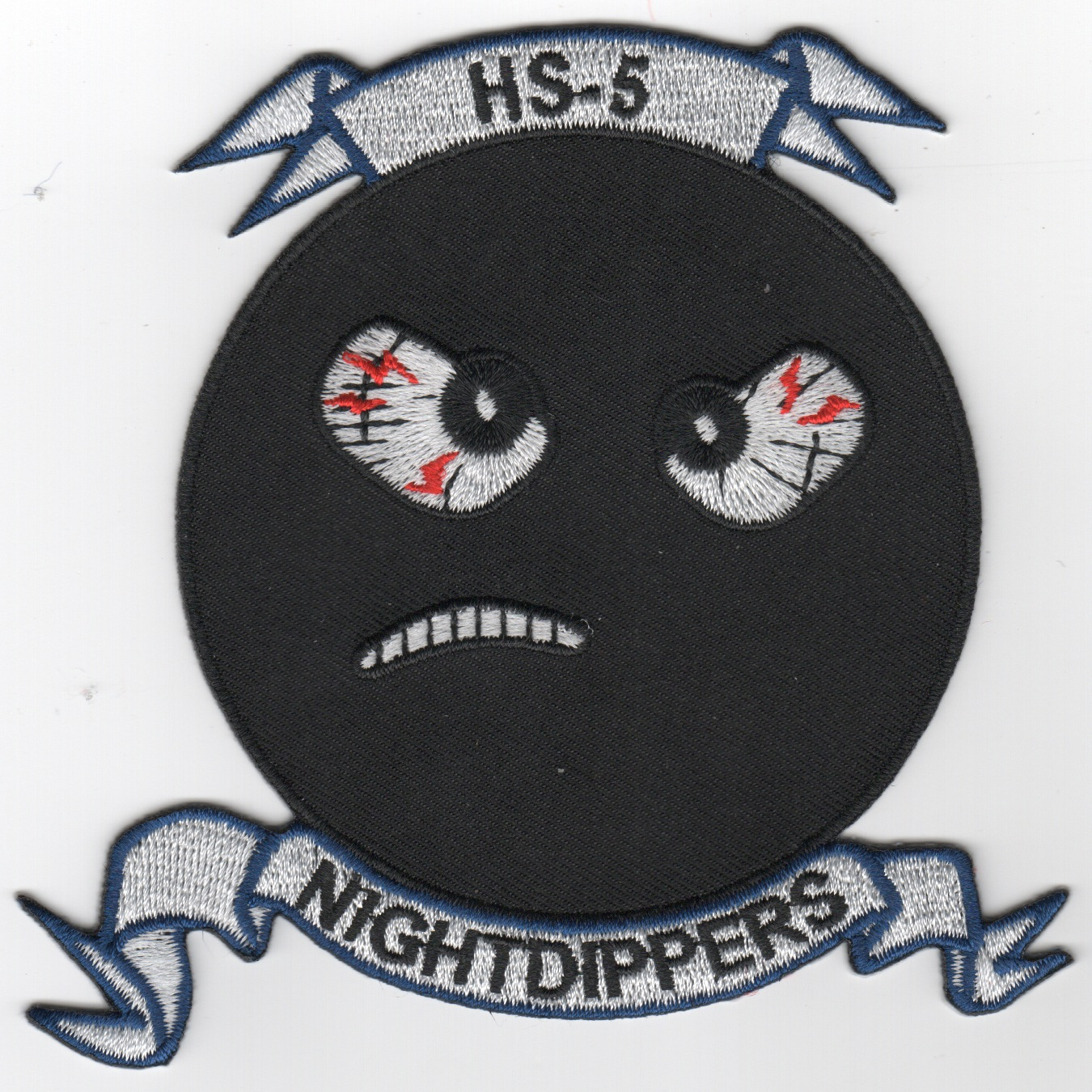 HS-5 'Angry Grimace' Patch