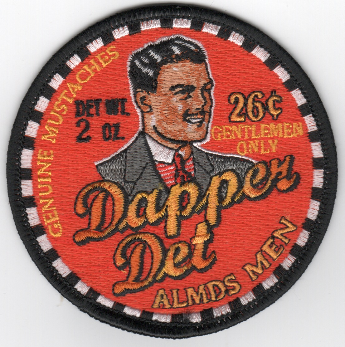 HSC-26/DET-2 'DAPPER DET' Patch
