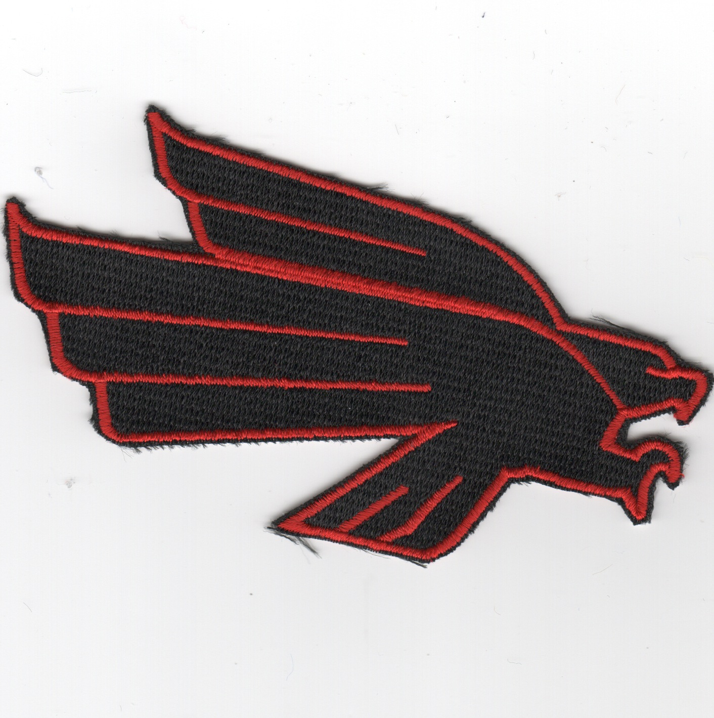HSC-26 Hawk Patch (Black)