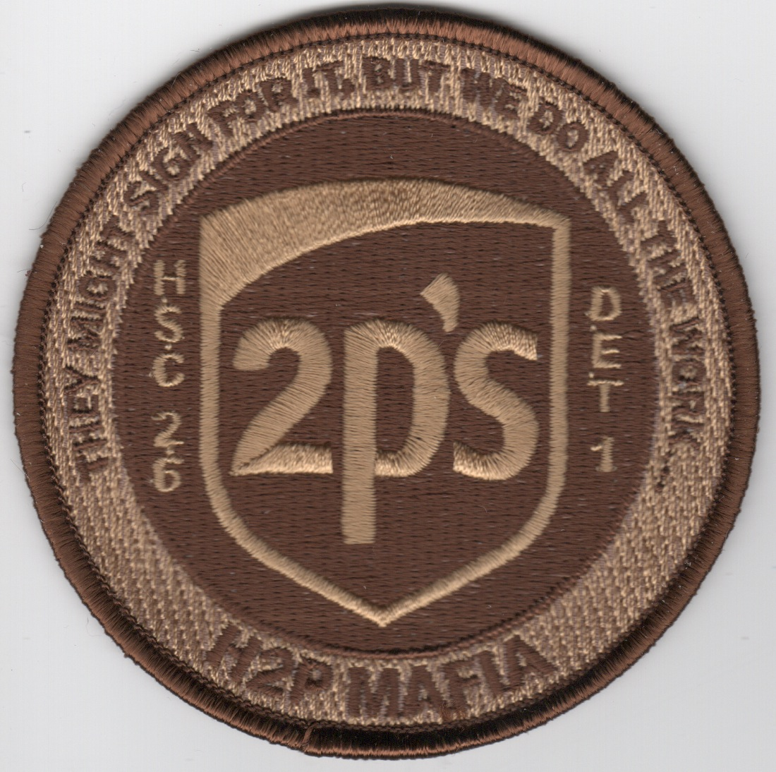 HSC-26 Det-1 '2PS' Patch (Des)