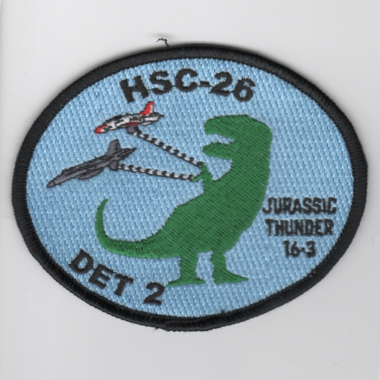 HSC-26 Det-2 'Jurassic 16-3' Patch