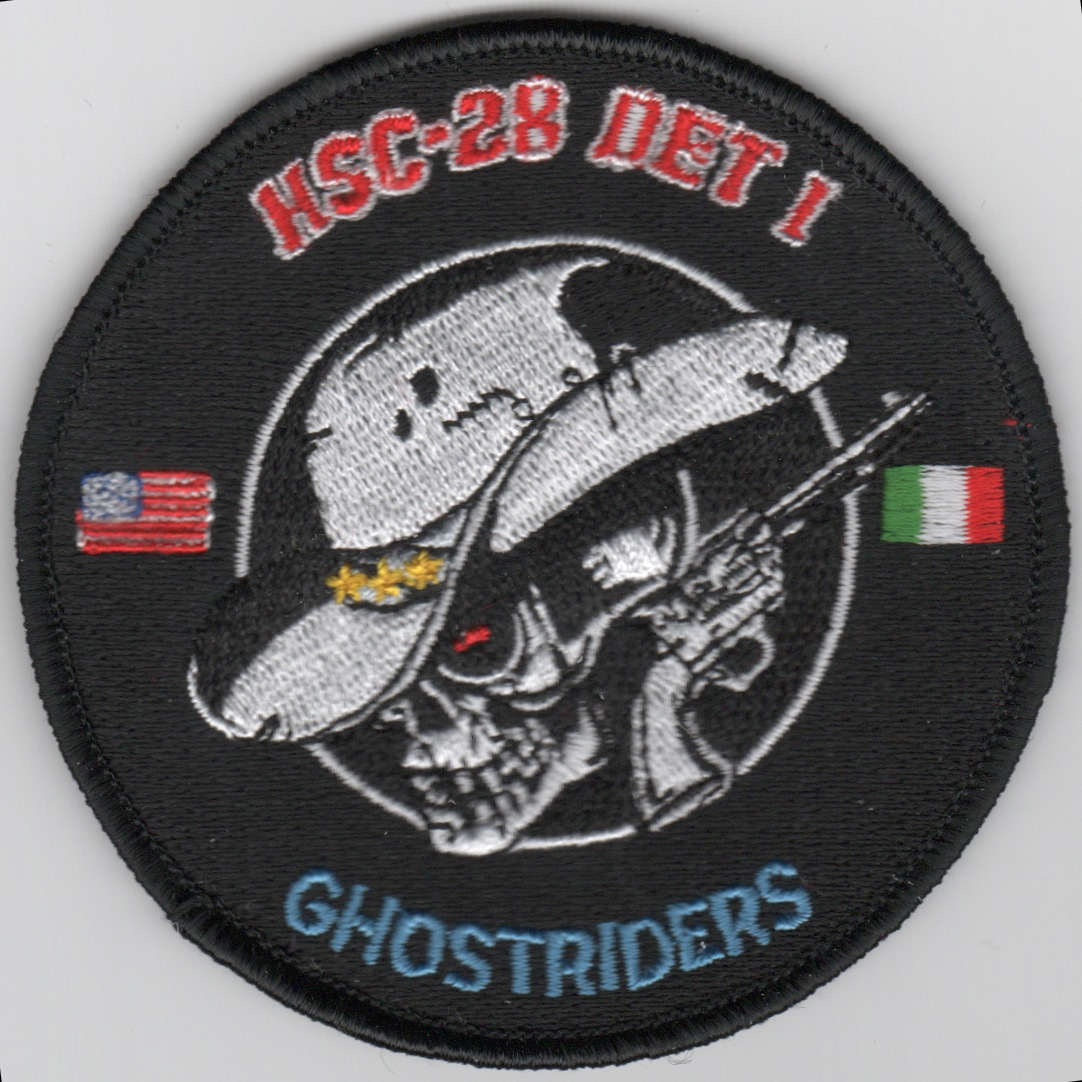 HSC-28 Det-1 'Ghostriders' Patch