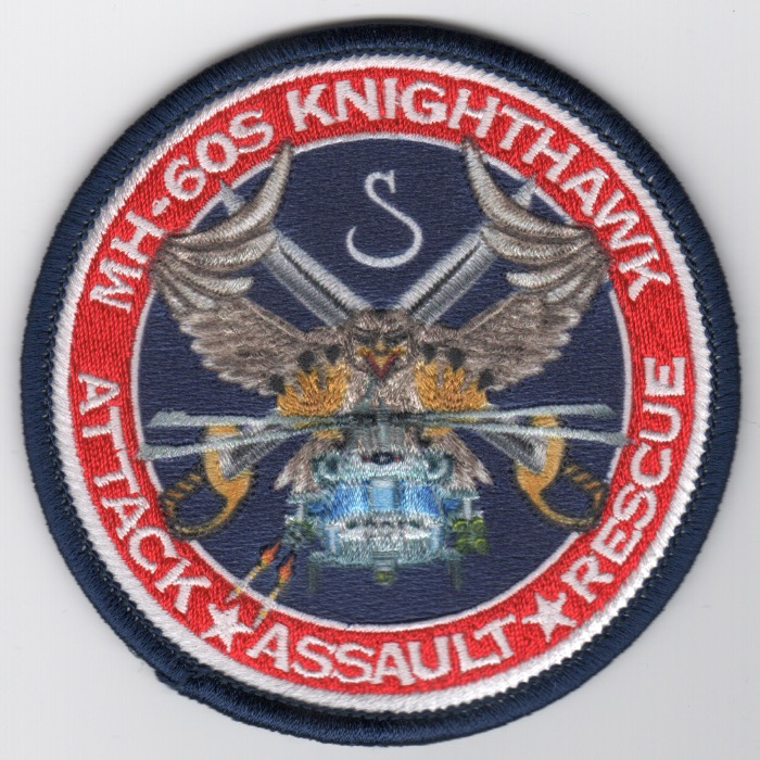 HSC-28 MH-60 'Knighthawk' (Red Border/SUBLIMATED)
