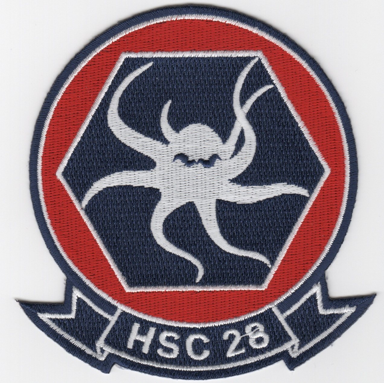 HSC-28 Squadron (Red/Blue)