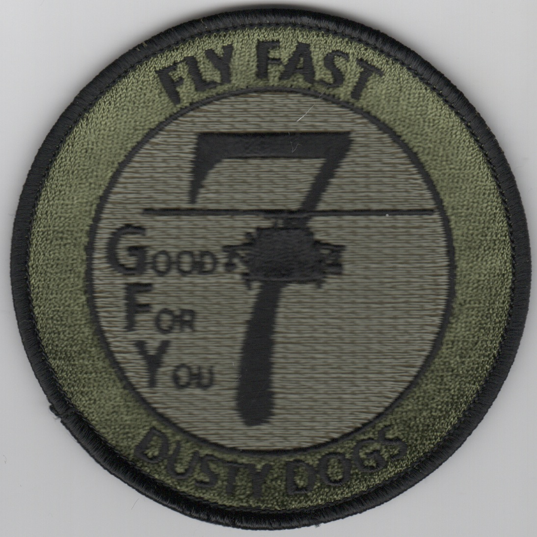 HSC-7 'Fly Fast' (Subd)