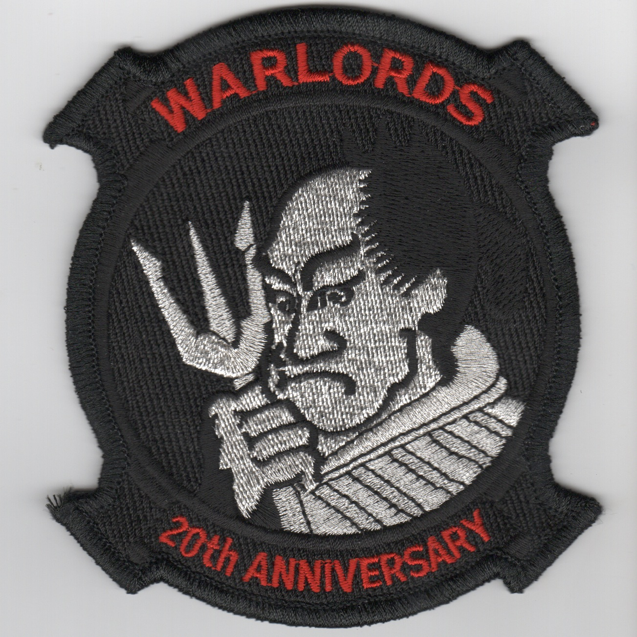 HSL-51 'Warlords' 20th Anniversary Patch