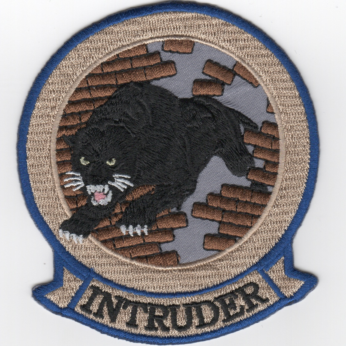 Intruder 'Black Panther' Patch
