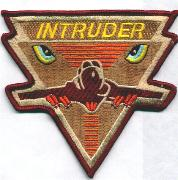 A-6E Intruder Patch (Desert)