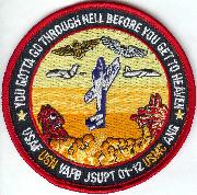 Joint SUPT Class 01-12 Patch