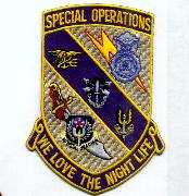 Joint Special Ops Patch
