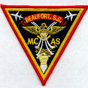 MCAS Beaufort Base Patch