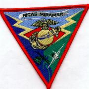MCAS Miramar Base Patch