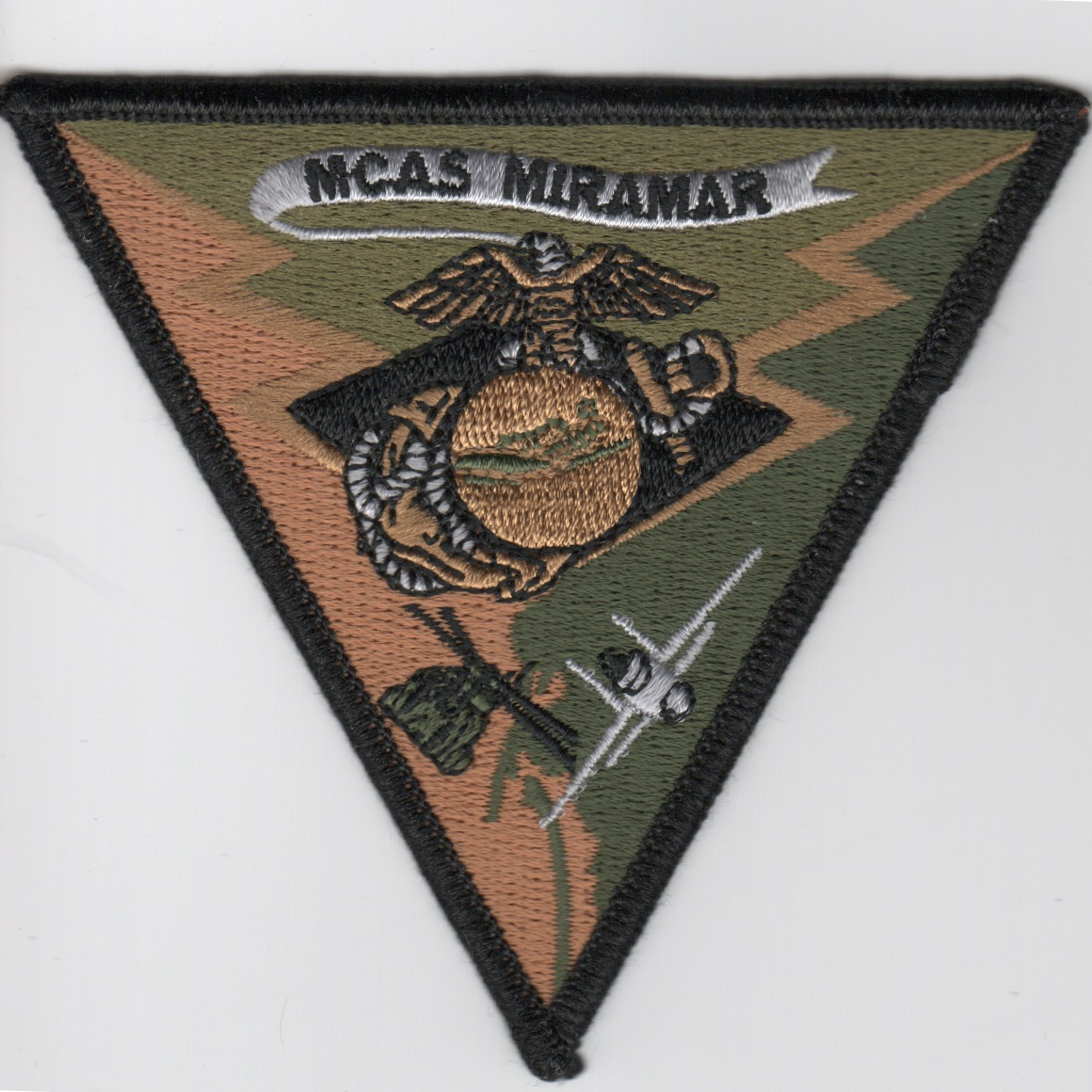 MCAS Miramar Base Patch (Subdued)