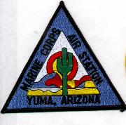 MCAS Yuma Patch