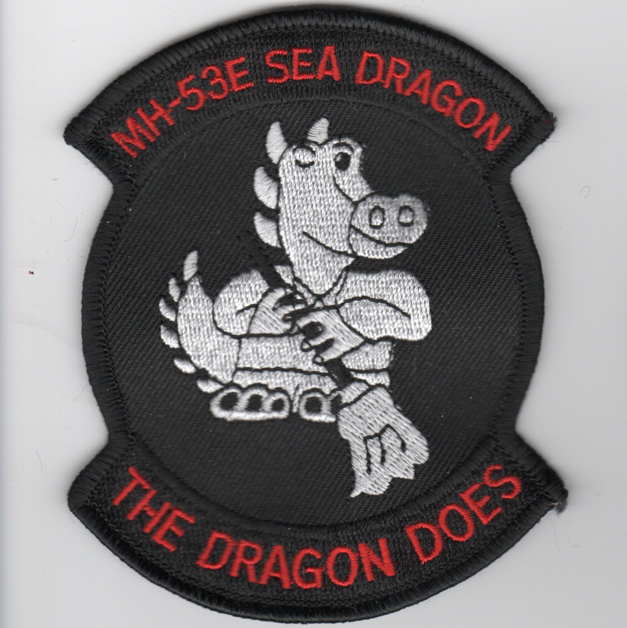 MH-53E 'The Dragon Does' (Black)