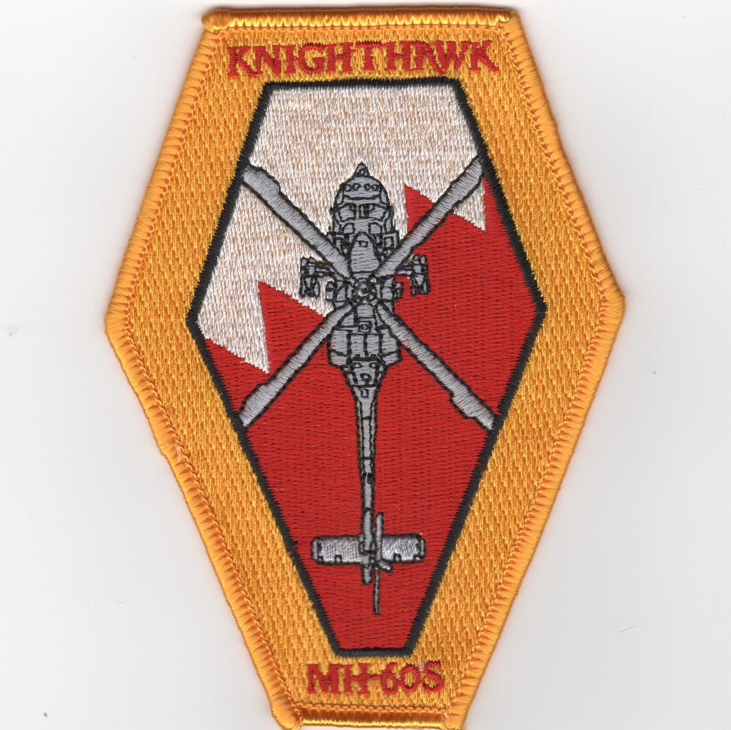 MH-60S 'Knighthawks' Coffin Patch