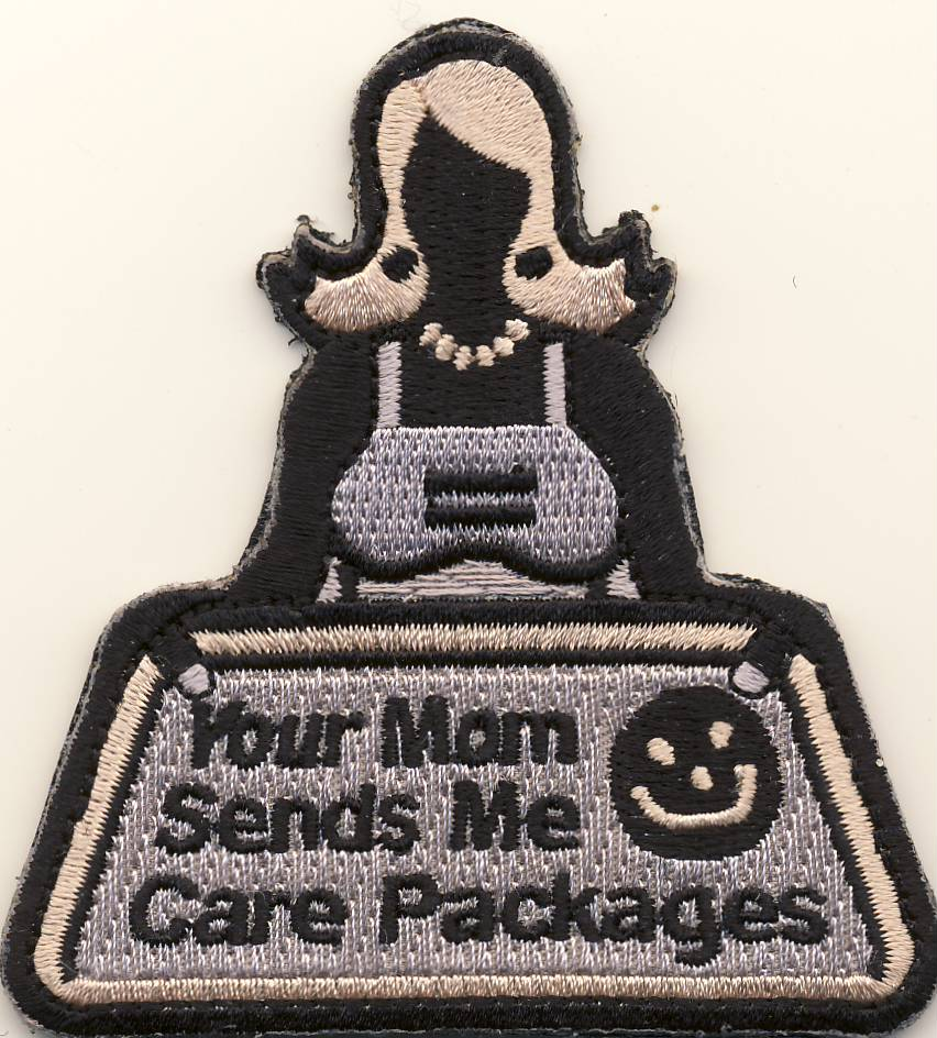 Mom Cares Patch