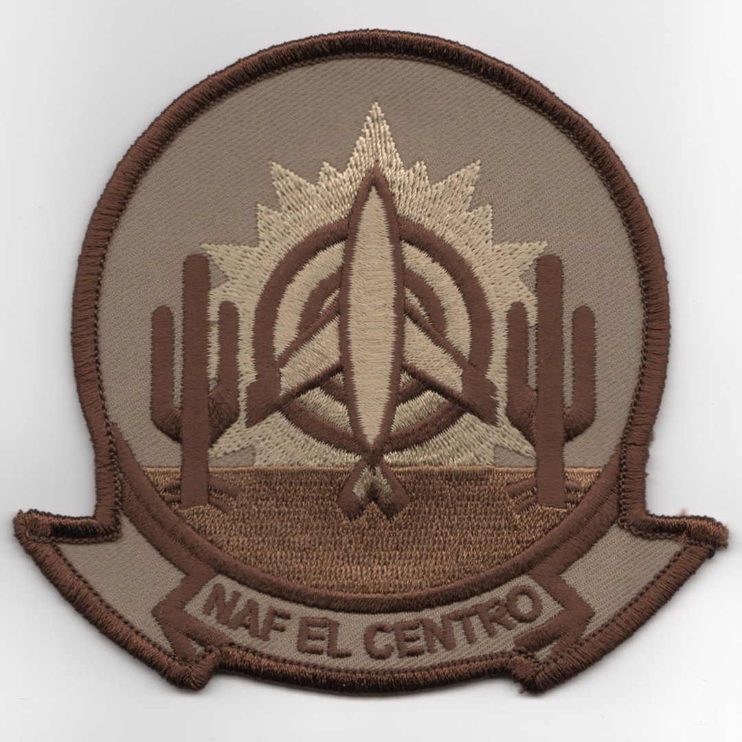 NAF El Centro Base Patch (Des)