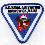 NAS Brunswick Patch