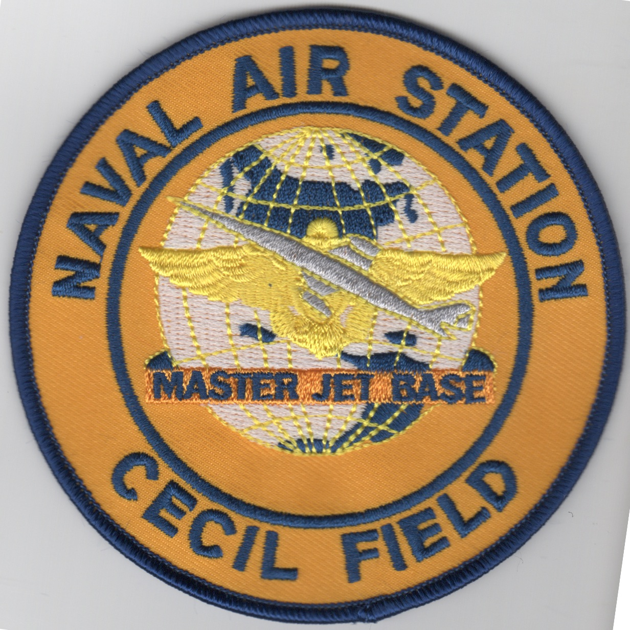NAS Cecil Field Patch (Large)