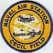 NAS Cecil Field Patch (Small)