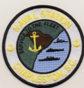 Naval Station Charleston Patch