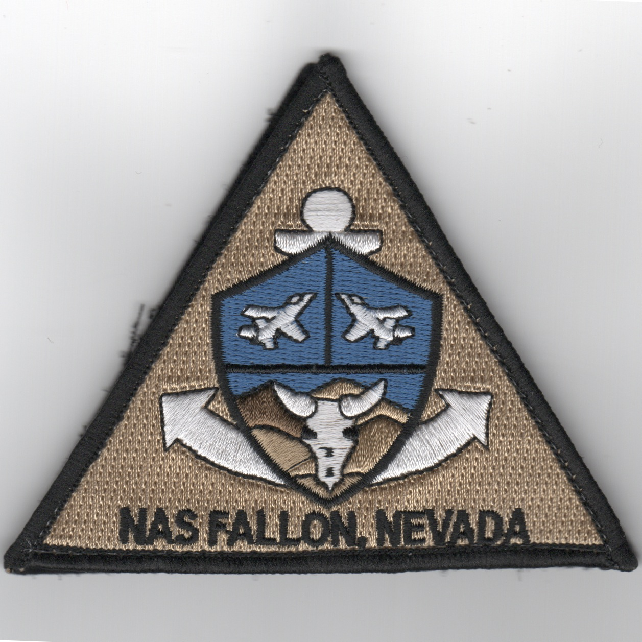 NAS Fallon Patch (w/Velcro)