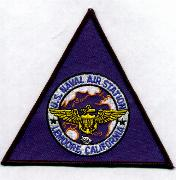 NAS Lemoore Patch