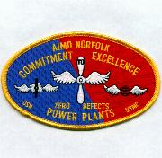 NAS Norfolk AIMD Patch