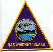 NAS Whidbey Island Patch