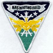 NAS Whiting Field Patch