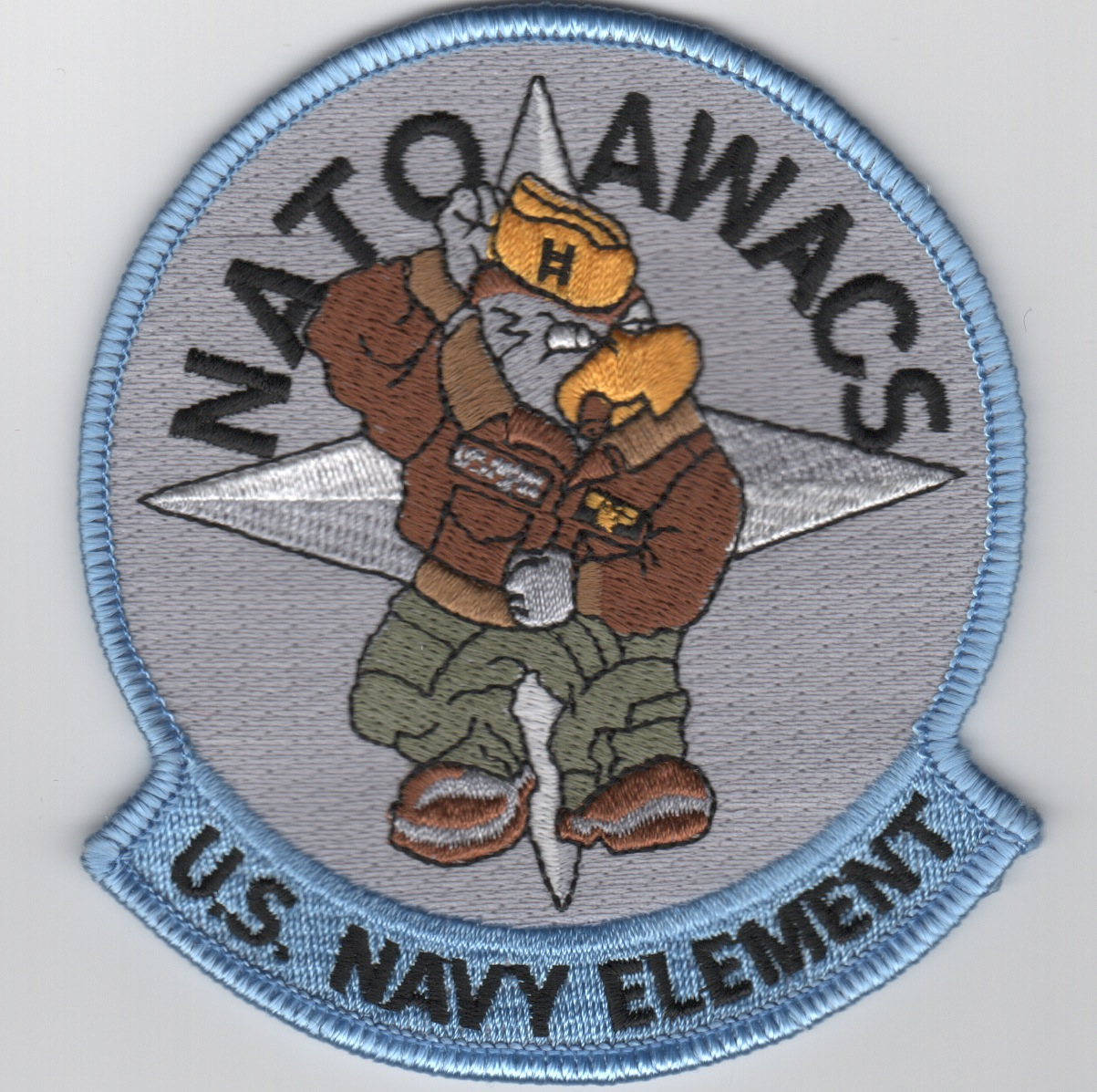 NATO AWACS - USN Element