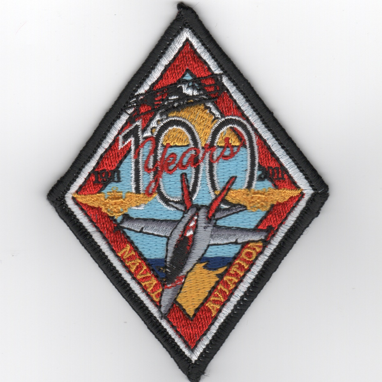 Naval Air Reserve 100th Anniversary (Diamond)
