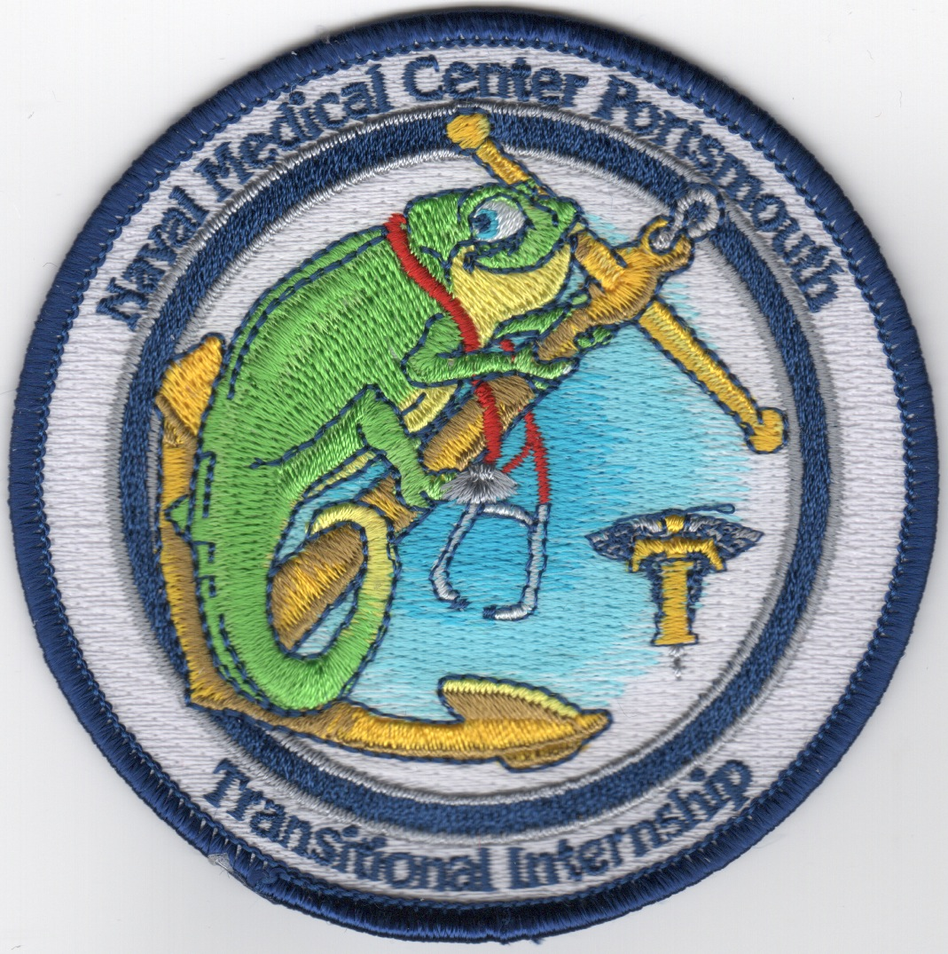 Naval Medical Center Patch - Portsmouth