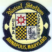 Naval Station Annapolis Patch
