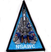 F-14 NSAWC Aircraft Triangle (Blue Camo)