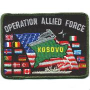 ALLIED FORCE - KOSOVO Patch