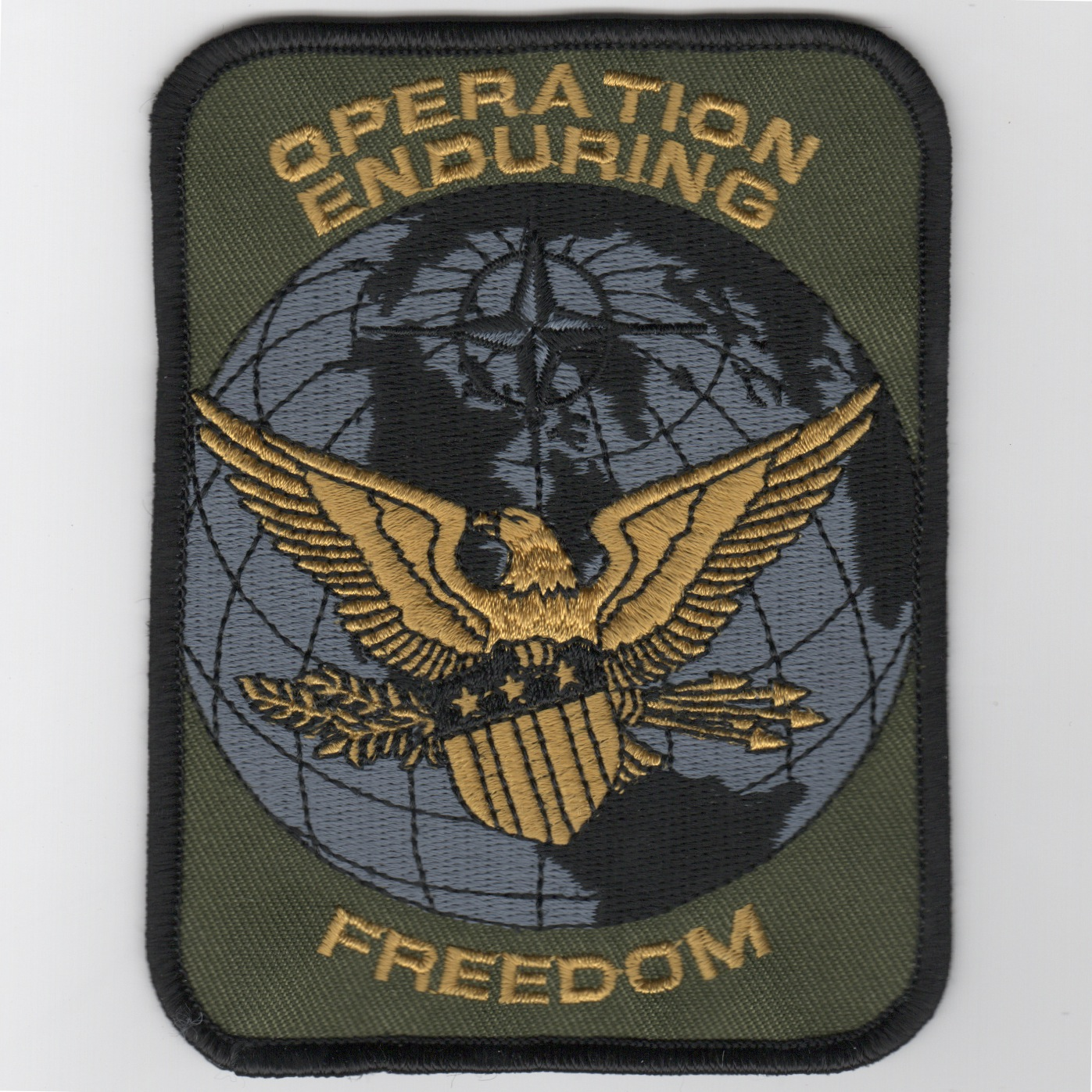 Operation ENDURING FREEDOM (Rect/Subd)